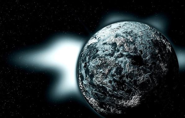 planet-sci-fi-gray-black